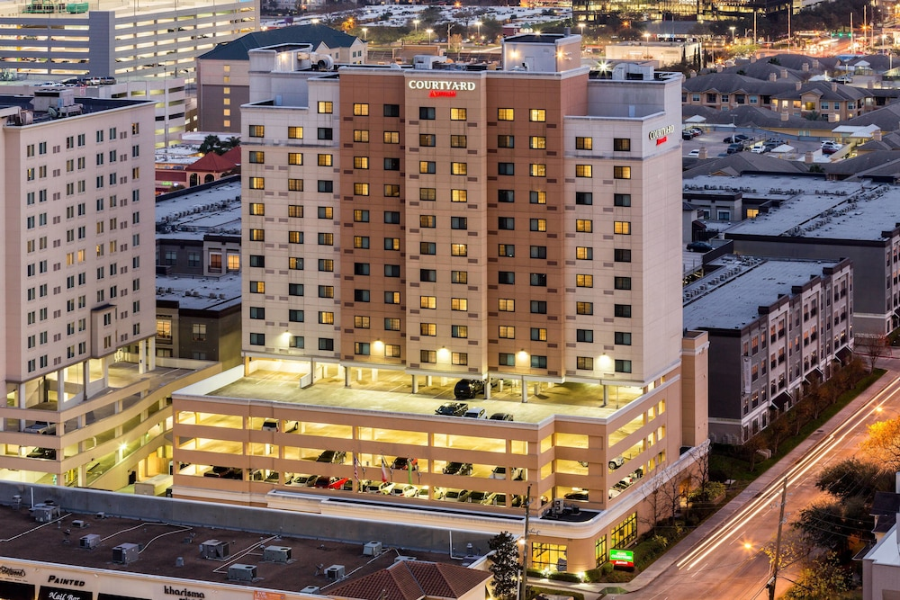 Exterior, Courtyard by Marriott Houston by the Galleria
