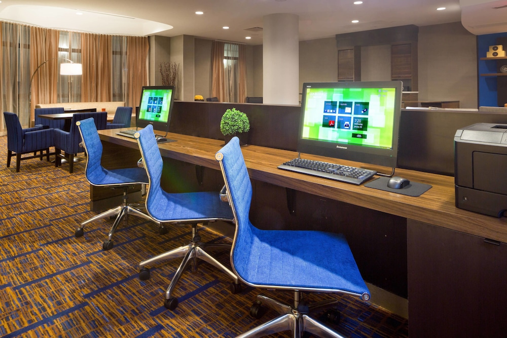 Business Center, Courtyard by Marriott Houston by the Galleria