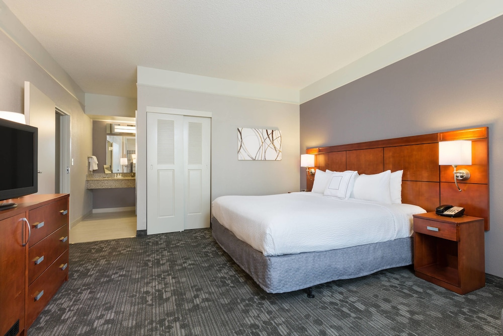 Room, Courtyard by Marriott Houston by the Galleria