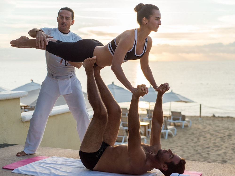 Yoga, Casa Dorada Los Cabos Resort & Spa