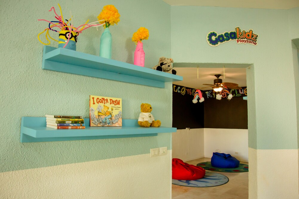 Children's Play Area - Indoor, Casa Dorada Los Cabos Resort & Spa