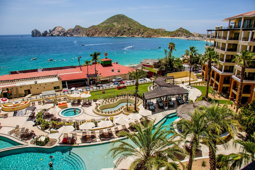 Aerial View, Casa Dorada Los Cabos Resort & Spa