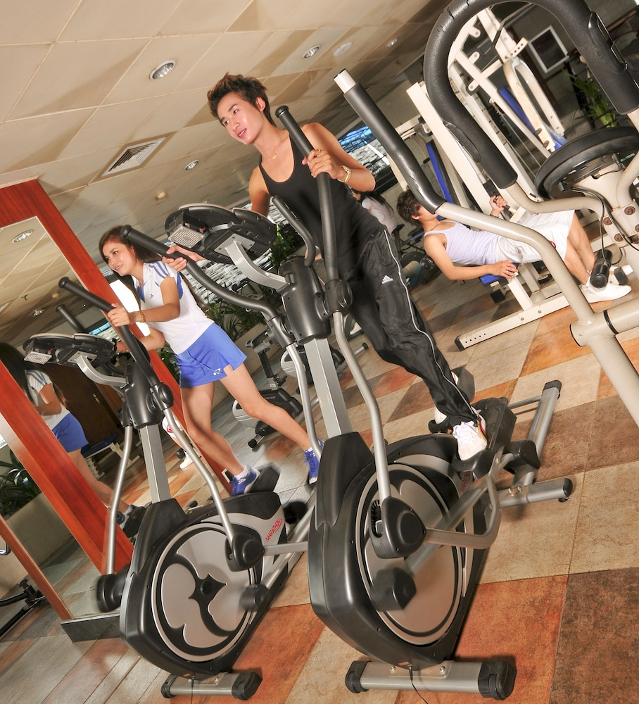 Gym, Don Chan Palace, Hotel & Convention