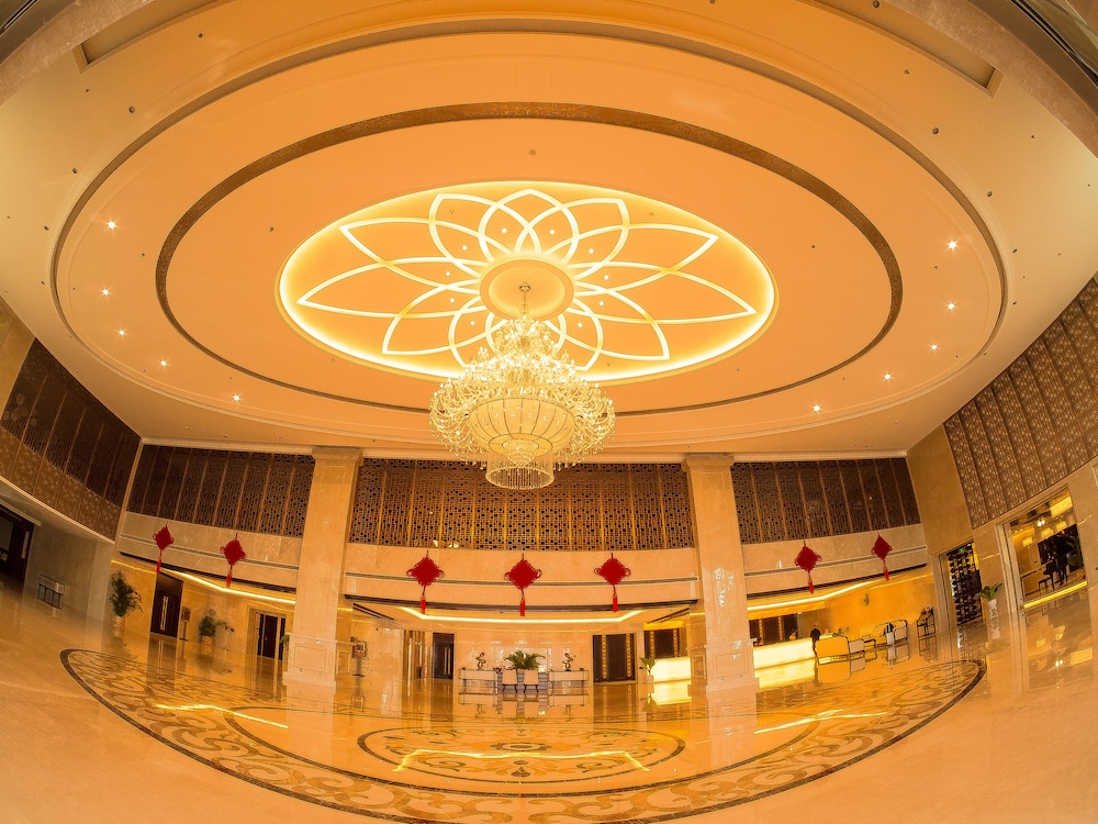 Lobby, Don Chan Palace, Hotel & Convention