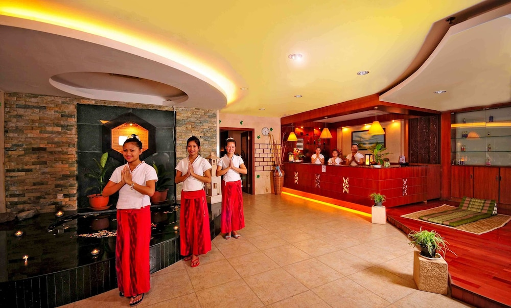 Spa Reception, Don Chan Palace, Hotel & Convention