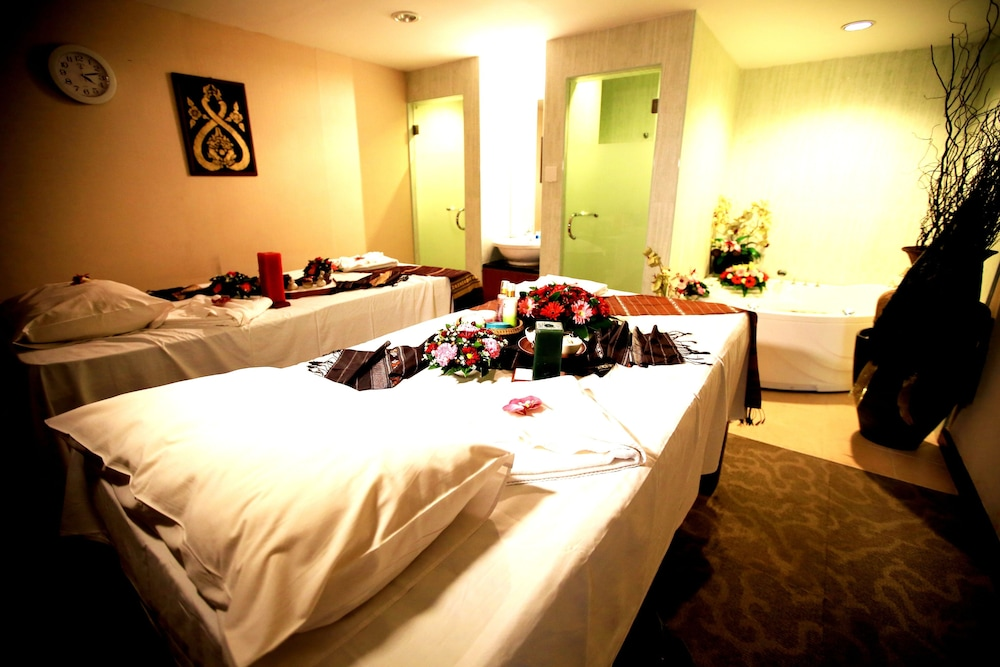 Spa Treatment, Don Chan Palace, Hotel & Convention