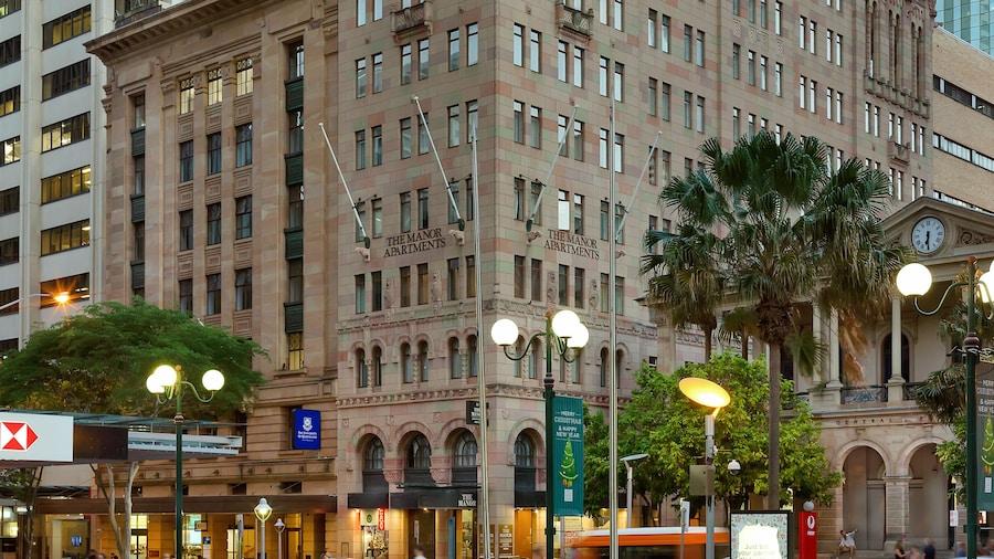 The Manor Apartment Hotel