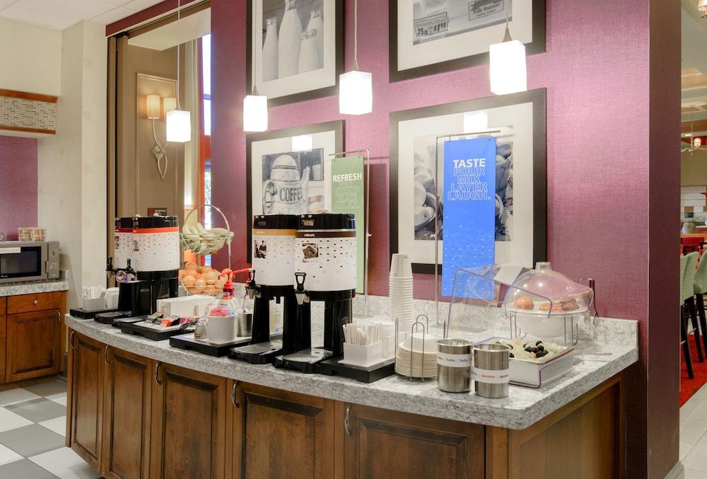 Coffee Service, Hampton Inn & Suites Raleigh-Durham Airport-Brier Creek