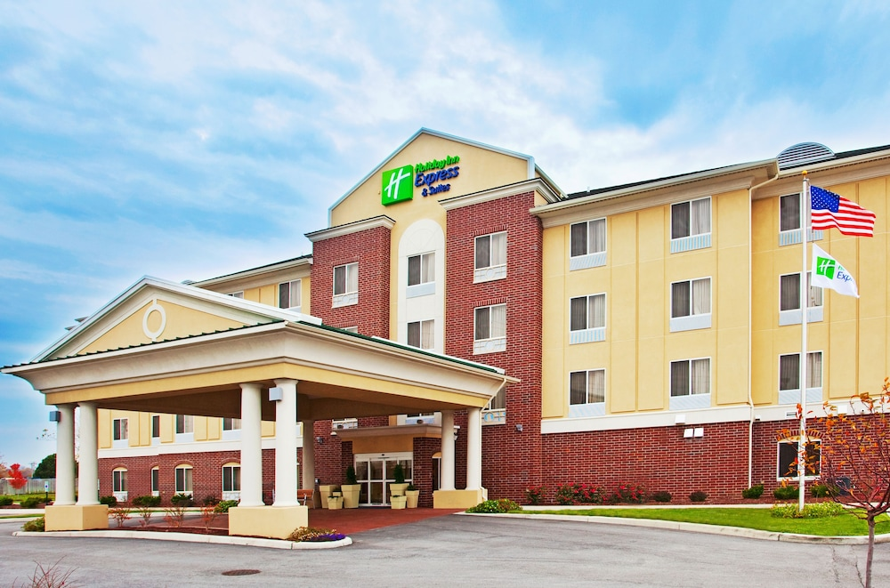 Exterior, Holiday Inn Express Hotel & Suites Chicago South Lansing, an IHG Hotel