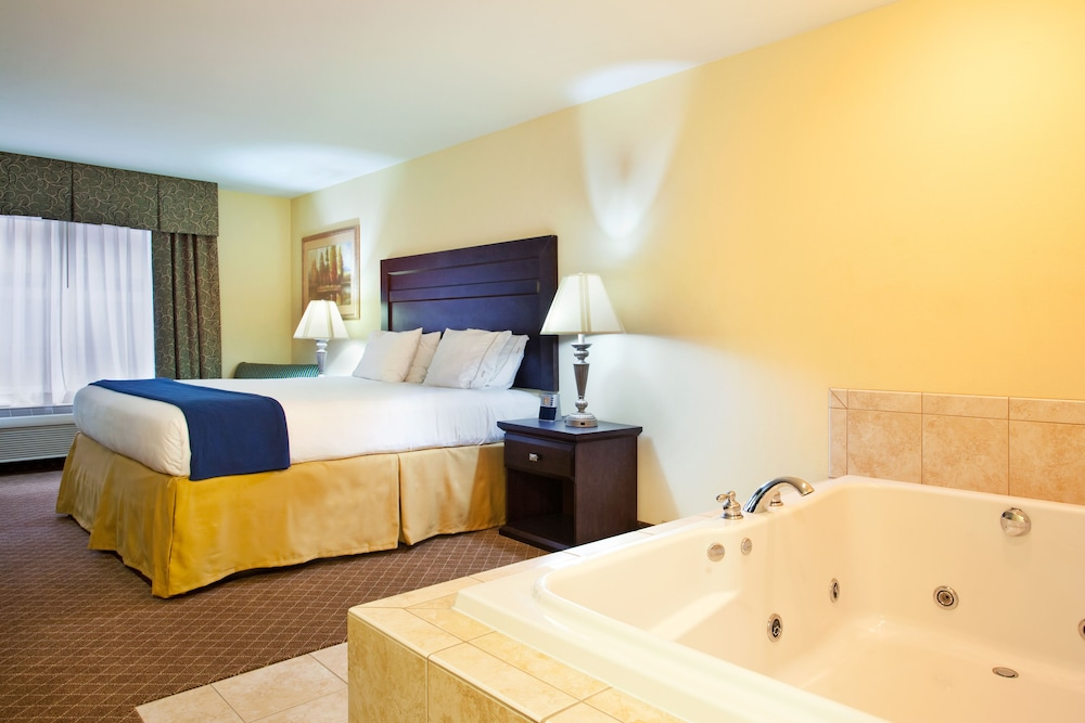 Room, Holiday Inn Express Hotel & Suites Chicago South Lansing, an IHG Hotel