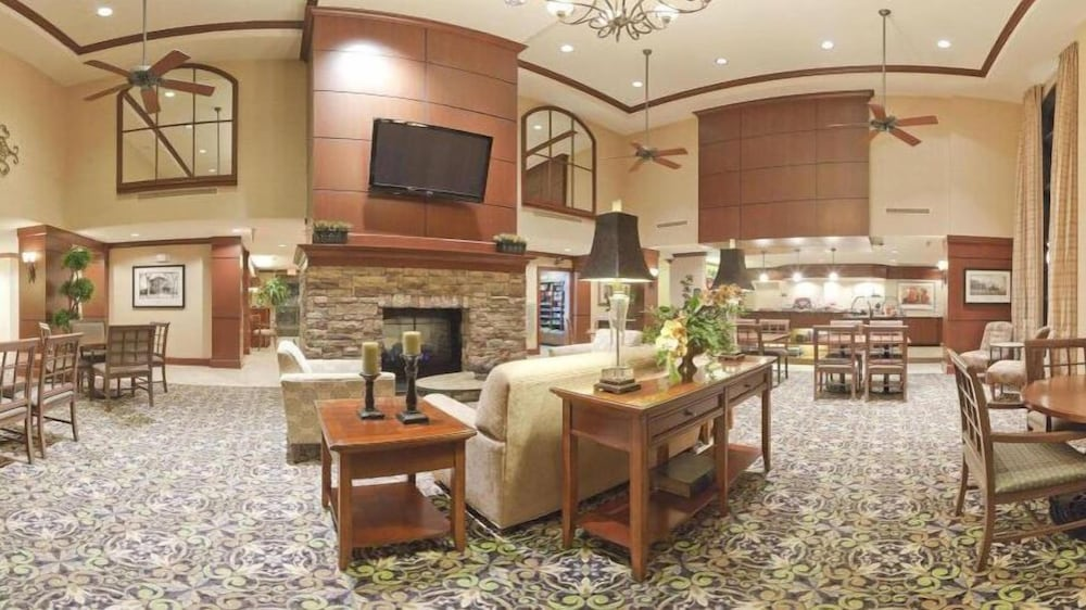 Lobby Lounge, Homewood Suites by Hilton Montgomery EastChase