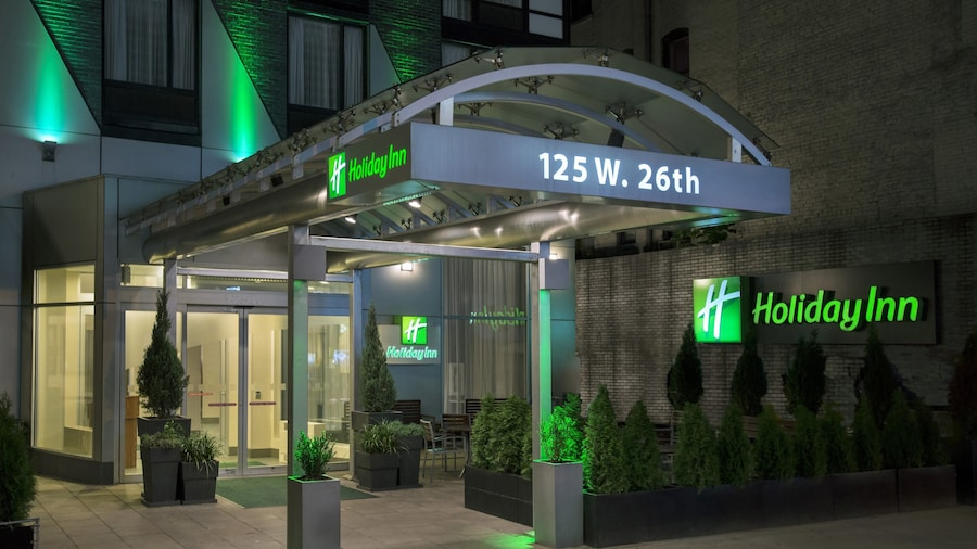 Holiday Inn Manhattan 6th Ave - Chelsea, an IHG Hotel