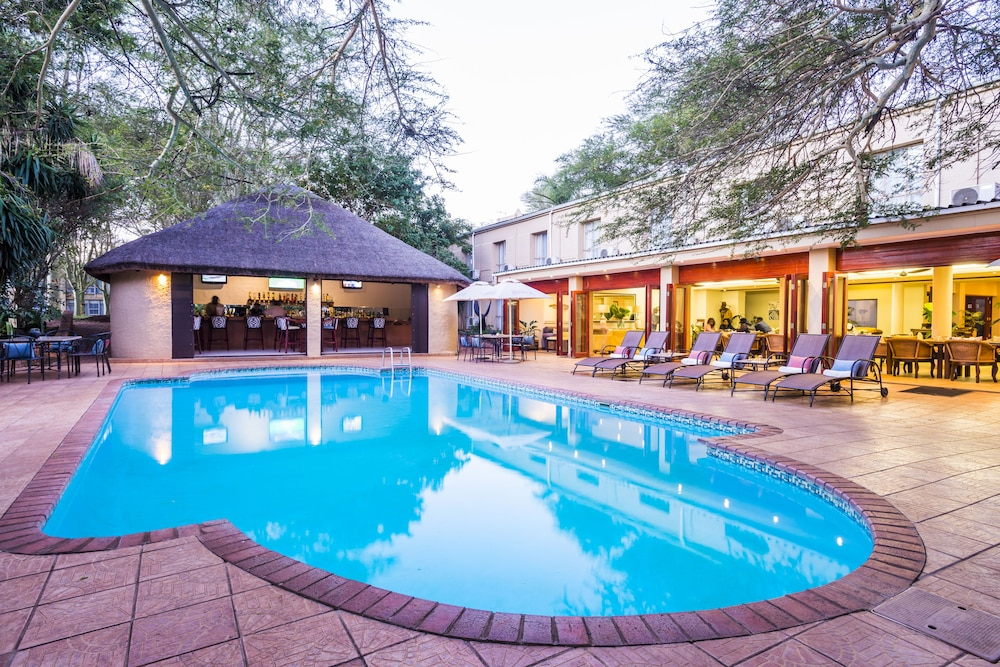 Outdoor Pool, ANEW Hotel Hluhluwe