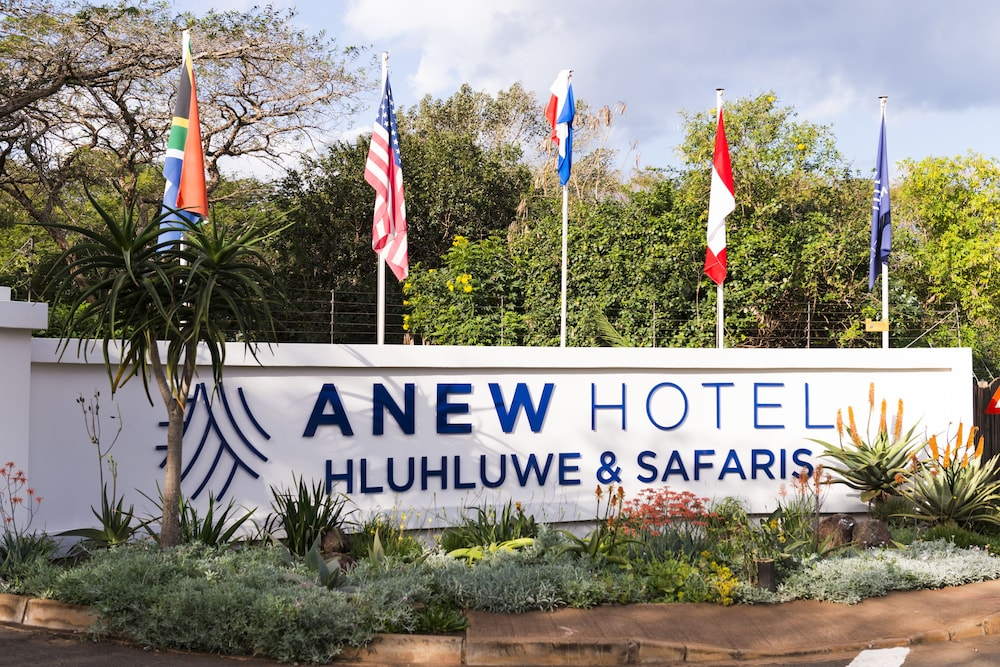 Property Entrance, ANEW Hotel Hluhluwe