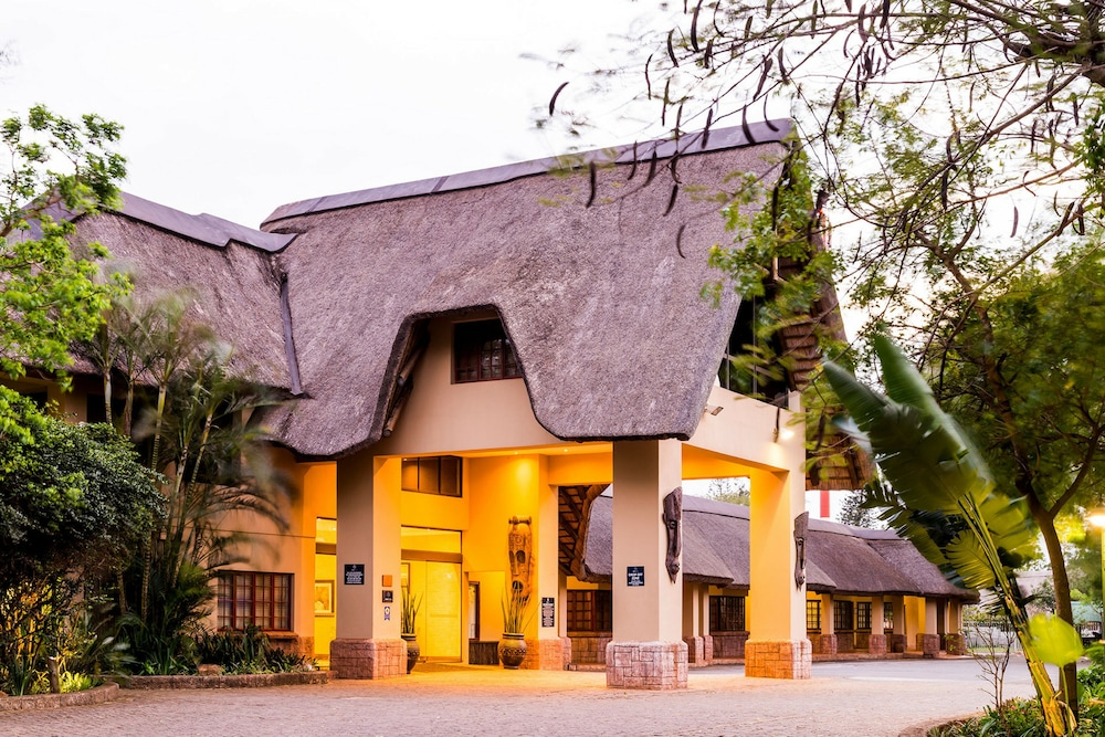 Front of Property, ANEW Hotel Hluhluwe