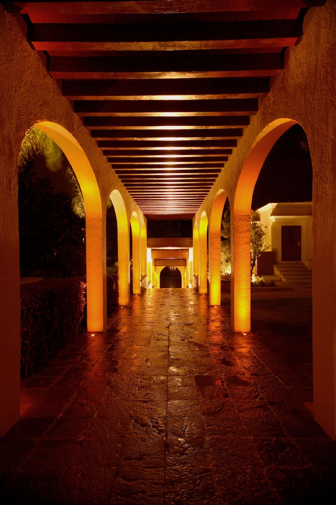 Front of Property - Evening/Night, Hotel Ex-Hacienda San Xavier