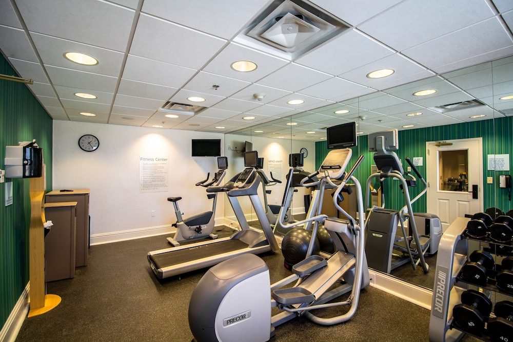 Fitness Facility, Holiday Inn Express Historic District