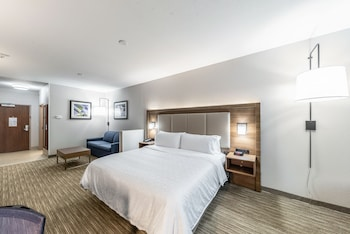 Holiday Inn Exp Hotel Suites Fort Worth I 35 Western Ctr