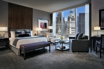 Executive Room, 1 King Bed, Lake View - Guestroom