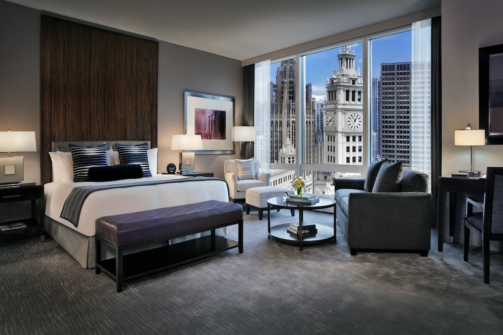 City View, Trump International Hotel & Tower Chicago