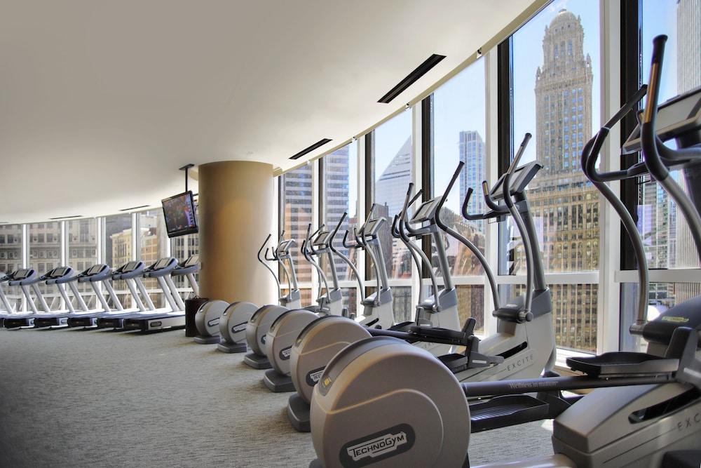 Fitness Facility, Trump International Hotel & Tower Chicago