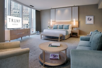 Executive Room, 1 King Bed (Spa) - Guestroom
