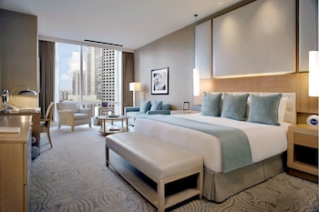 Deluxe Room, 1 King Bed (Spa) - Guestroom