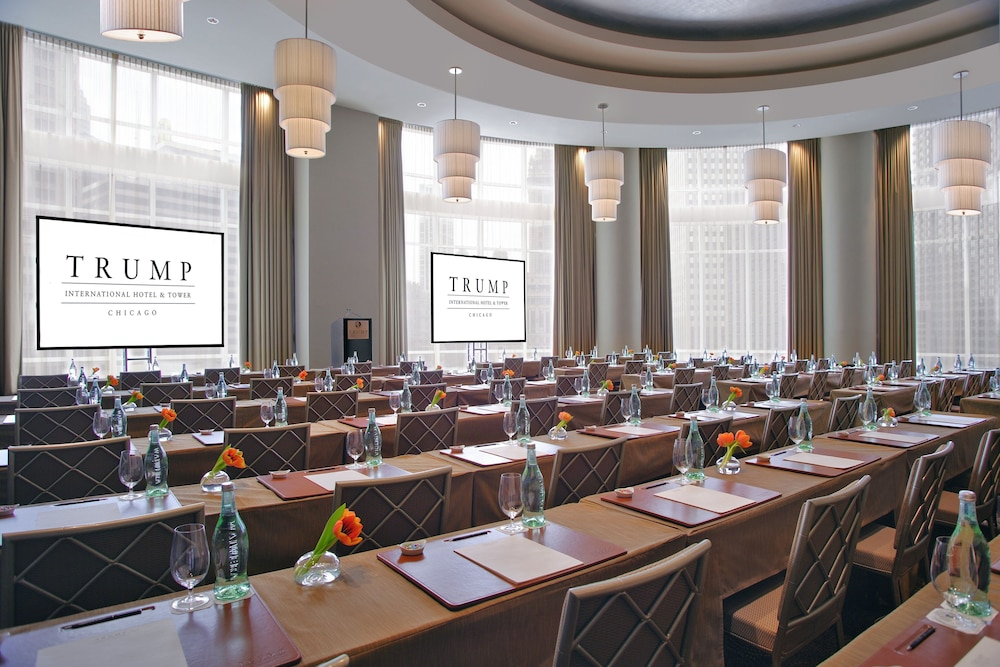 Meeting Facility, Trump International Hotel & Tower Chicago