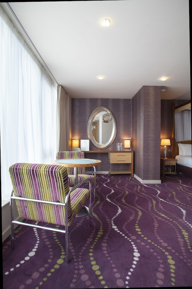 Room, The Louis Fitzgerald Hotel