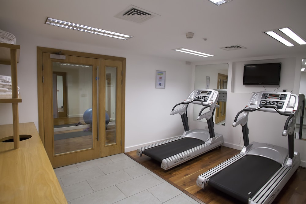 Gym, The Louis Fitzgerald Hotel