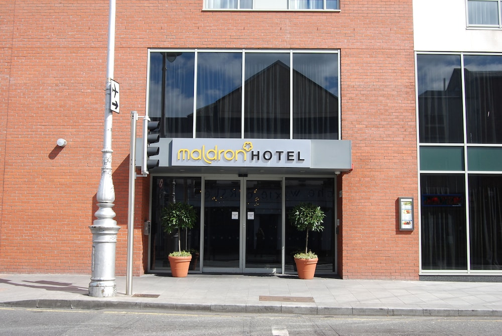 Front of Property, Maldron Hotel Parnell Square