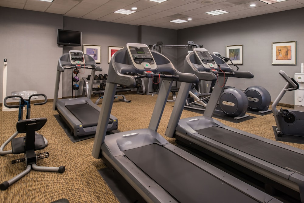 Fitness Facility, Holiday Inn Ontario Airport