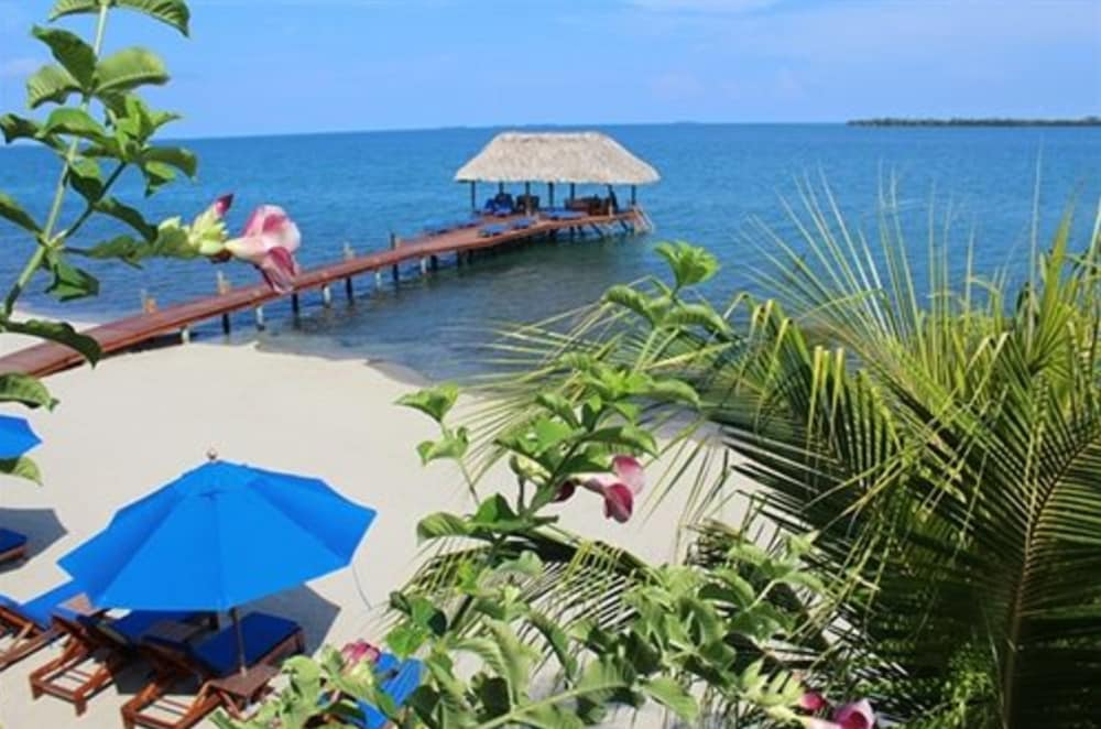 Dock, Chabil Mar Luxury Villas - Guest Exclusive Beach Resort