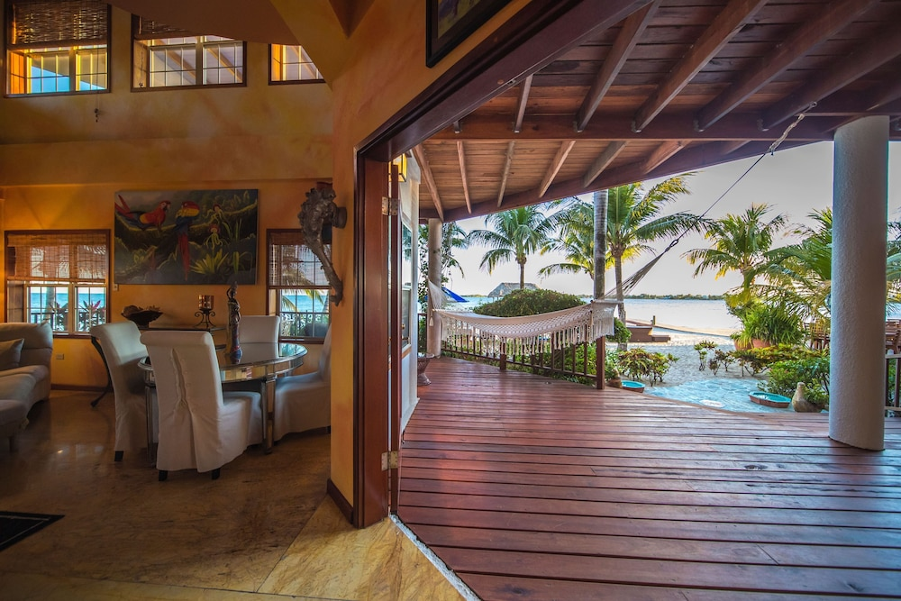 View from Room, Chabil Mar Luxury Villas - Guest Exclusive Beach Resort