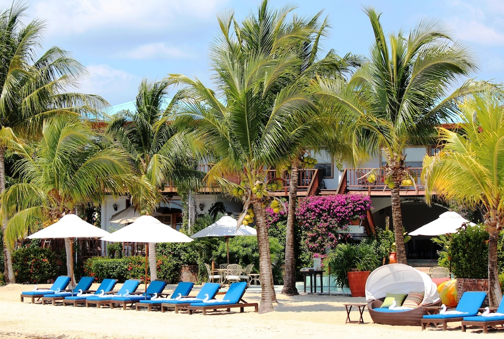 Beach, Chabil Mar Luxury Villas - Guest Exclusive Beach Resort