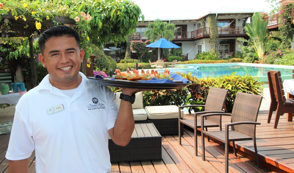 Room Service - Dining, Chabil Mar Luxury Villas - Guest Exclusive Beach Resort