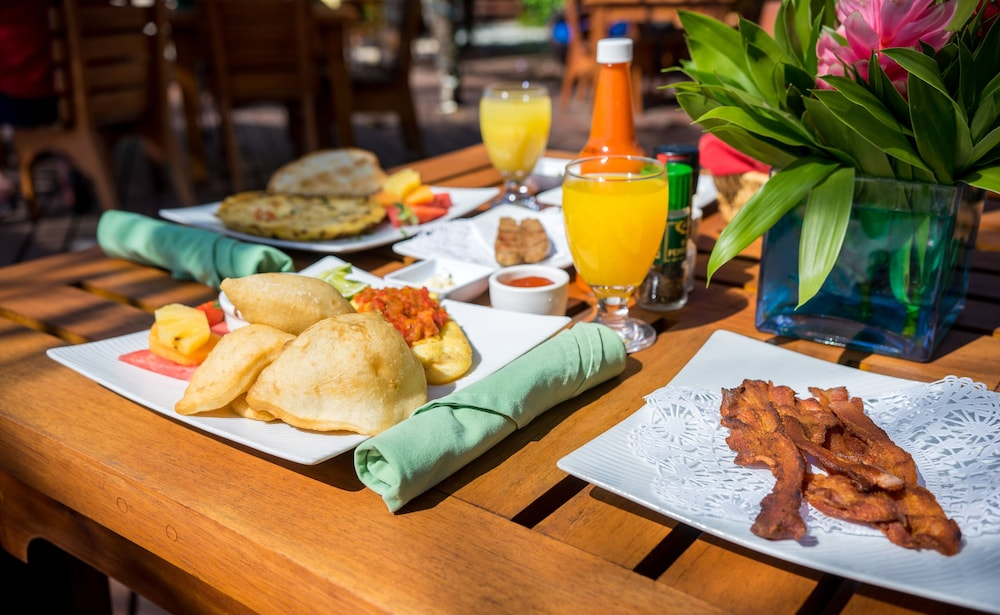 Breakfast Meal, Chabil Mar Luxury Villas - Guest Exclusive Beach Resort