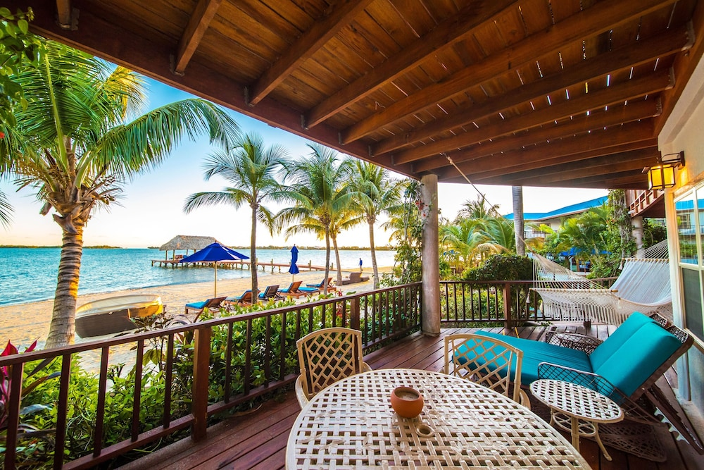 Terrace/Patio, Chabil Mar Luxury Villas - Guest Exclusive Beach Resort