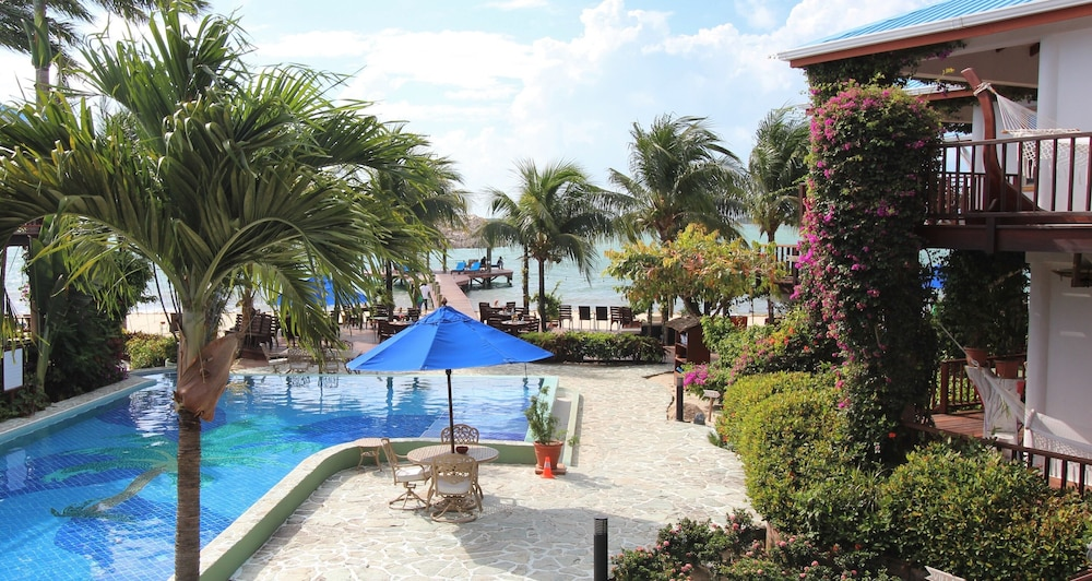 Pool, Chabil Mar Luxury Villas - Guest Exclusive Beach Resort