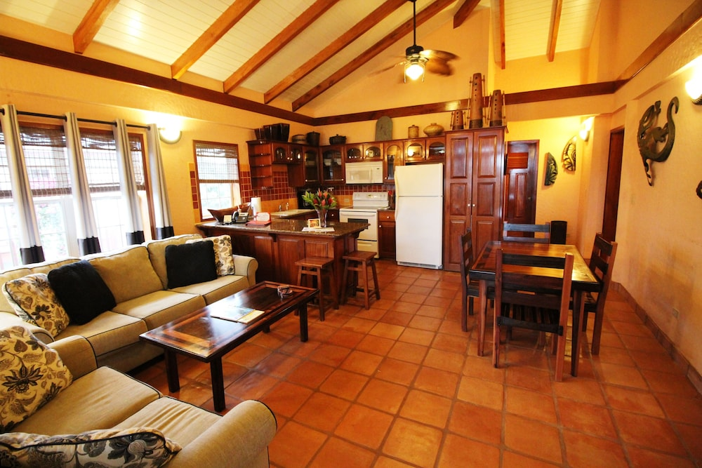 Living Area, Chabil Mar Luxury Villas - Guest Exclusive Beach Resort
