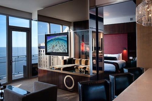 Living Area, Hard Rock Hotel Casino Biloxi