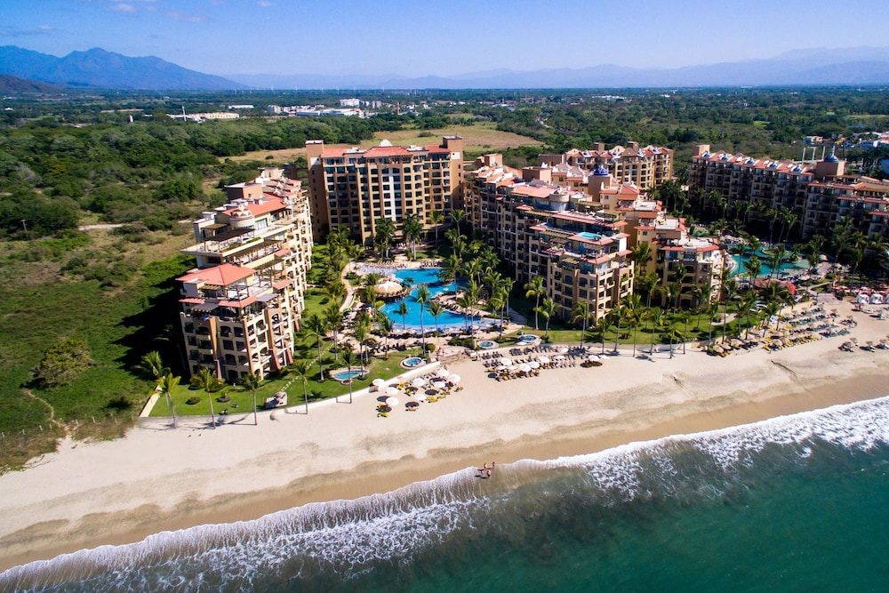 Aerial View, Villa La Estancia Beach Resort & Spa Riviera Nayarit