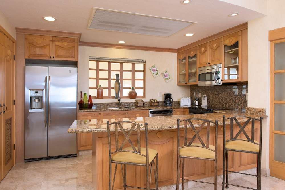 Private Kitchen, Villa La Estancia Beach Resort & Spa Riviera Nayarit