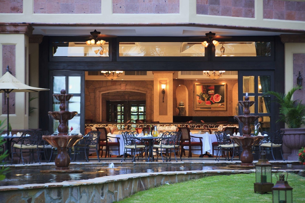 Restaurant, Villa La Estancia Beach Resort & Spa Riviera Nayarit