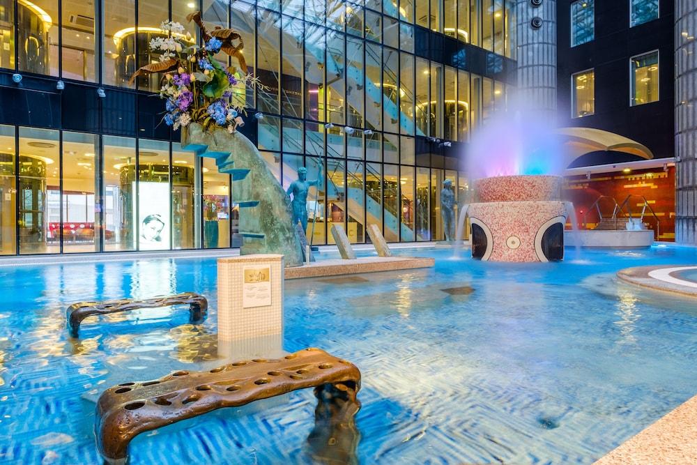 Tallinn spa hotell estland