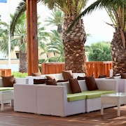 Hotell-lounge