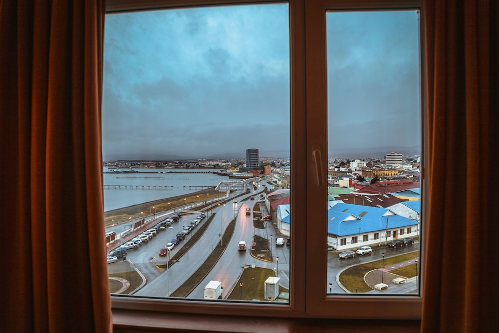 View from Room, Diego De Almagro Punta Arenas