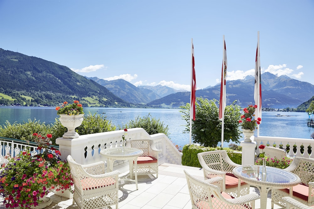 View from Property, Grand Hotel Zell Am See