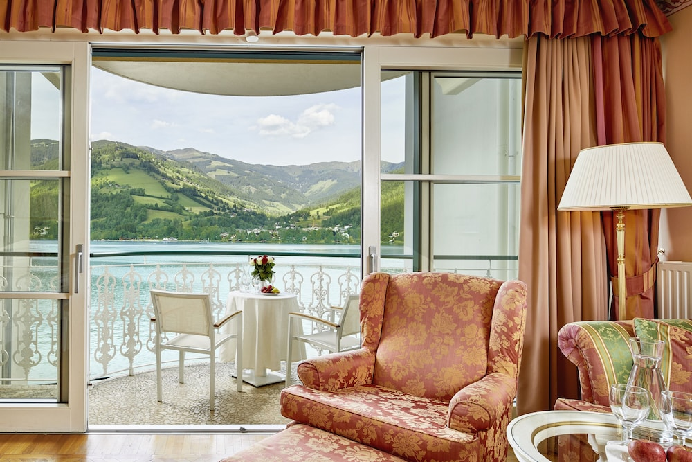 Balcony, Grand Hotel Zell Am See