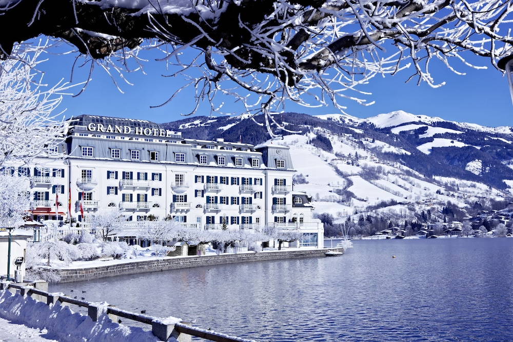 Front of Property, Grand Hotel Zell Am See